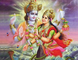 Goddess-Lakshmi-and-Mahavishnu-2