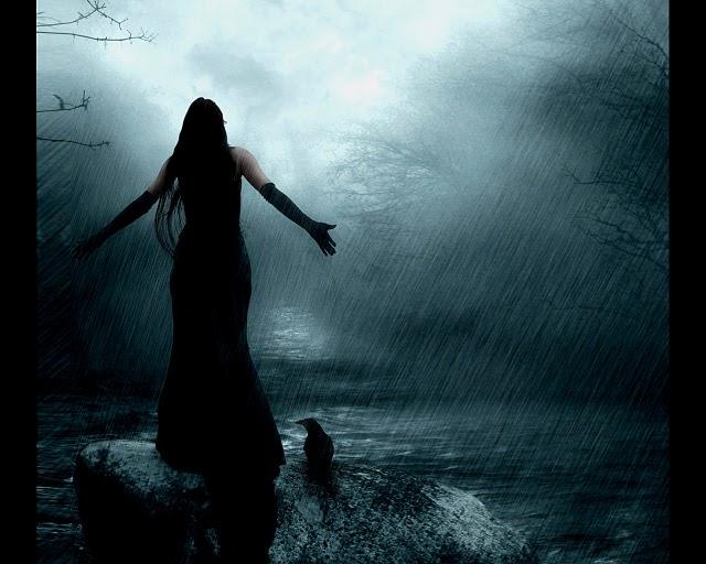 woman-in-the-rain