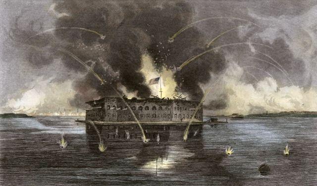 fort-sumter-bombardment